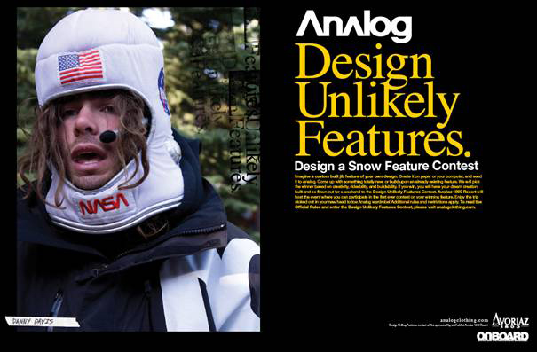 Design Unlikely Features
