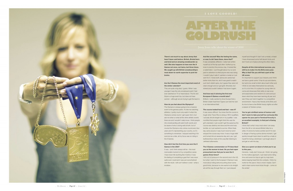 After the Goldrush with Jenny Jones