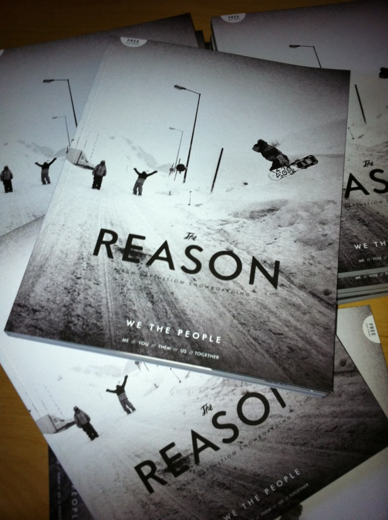 Hot Off The Press – The Reason 2:4 Has Landed