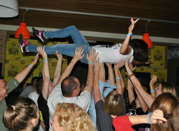 Rudechalets get the Rage on at Hemel