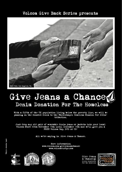 Give Jeans a chance…