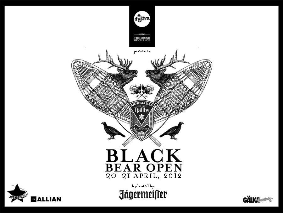 Rhythm and the Black Bear Open