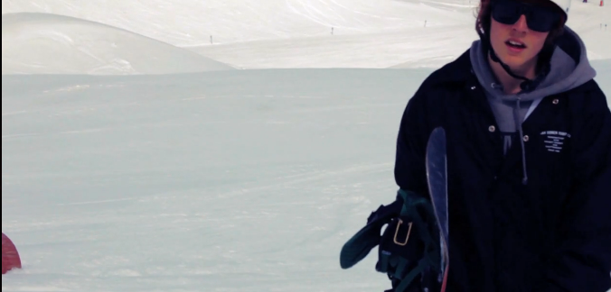 Will Smith – The Snowboard Test edit