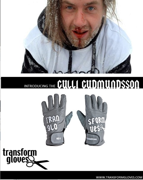 Gulli's Transform pro glove