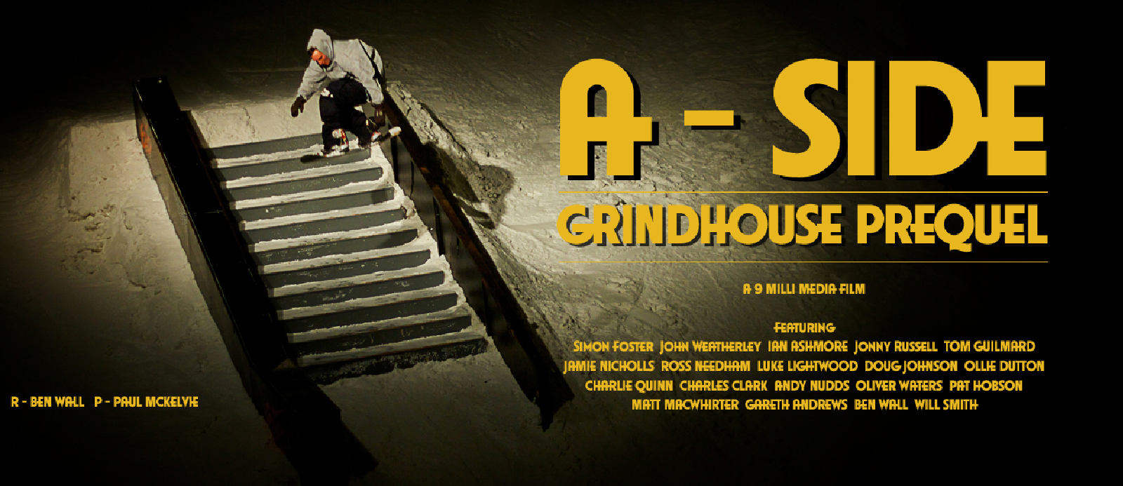 Grindhouse 'Prequel' A side now online