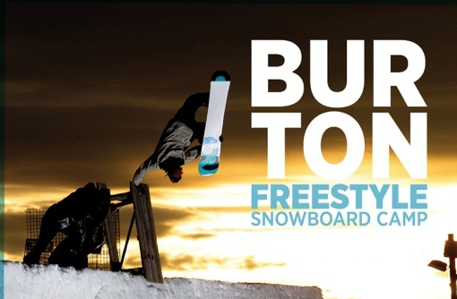 BURTON FREESTYLE CAMP