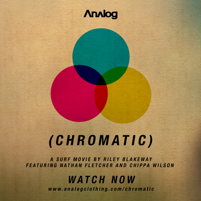 Analog's Chromatic is live now