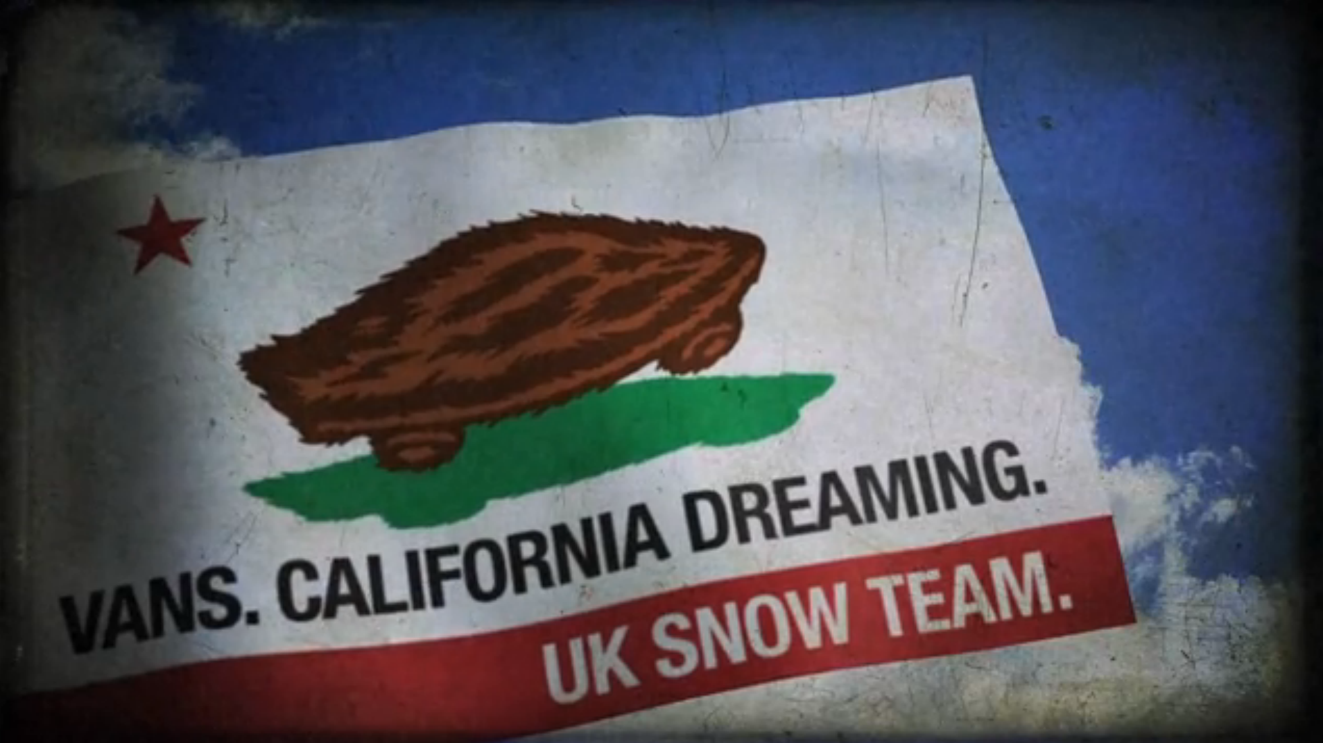 VANS CALIFORNIA DREAMING – PART 1