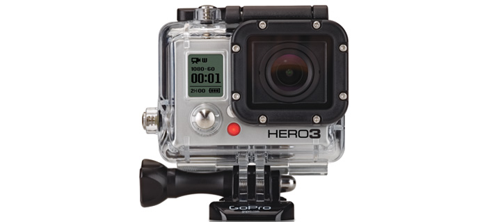 GoPro Hero 3 launched!