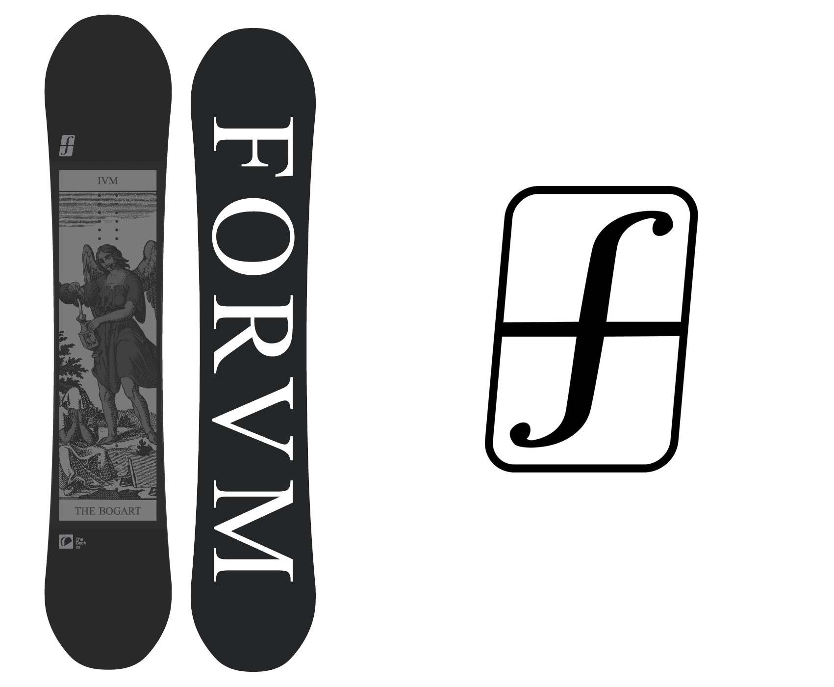 Product Of The Day! Forum Deck Snowboard (£339.00)