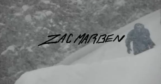 Zac Marben's Volcom IP2 part