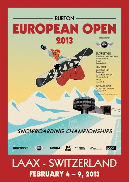 The Burton European Open