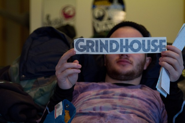 Grindhouse head North