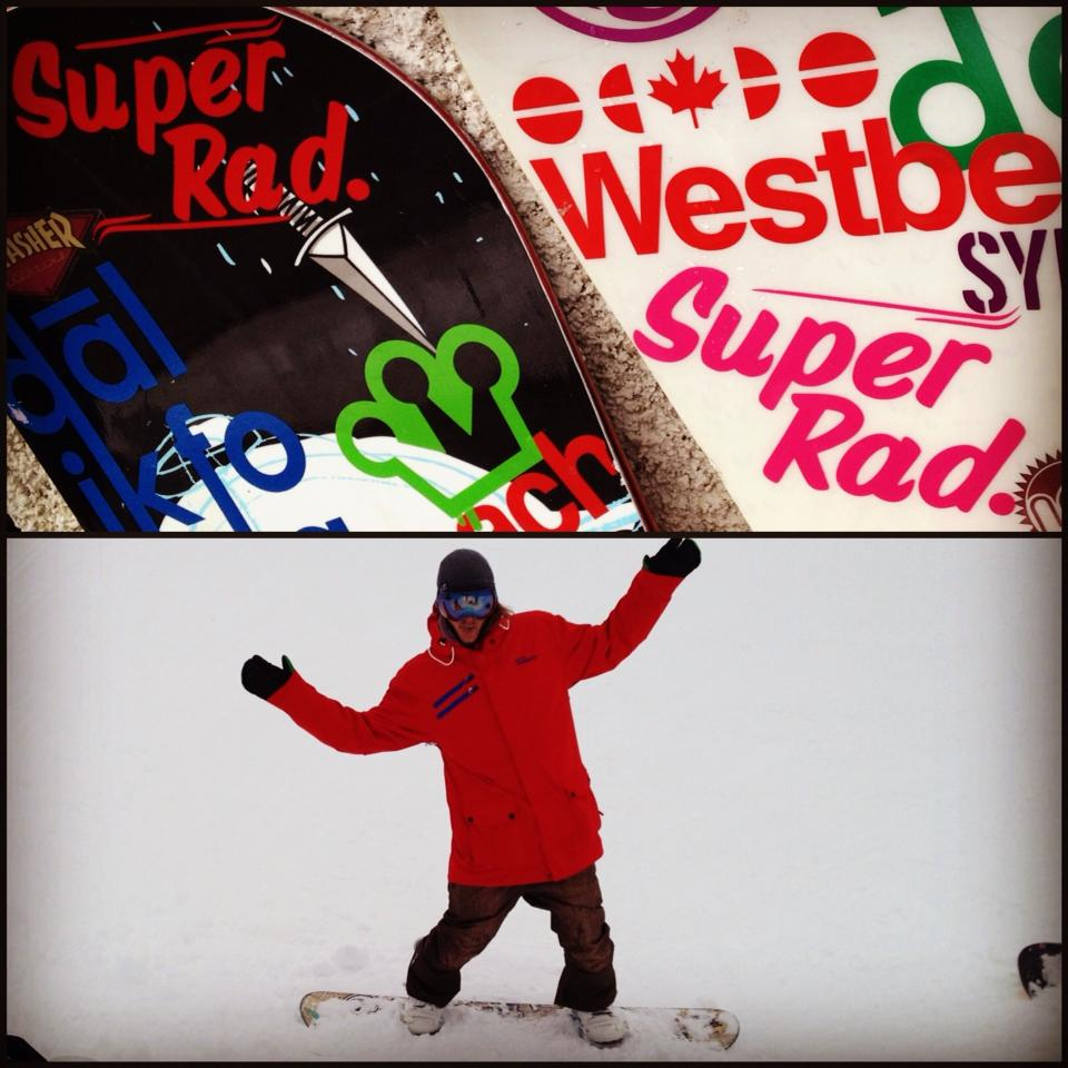 You don't just get rad. You get SuperRad.
