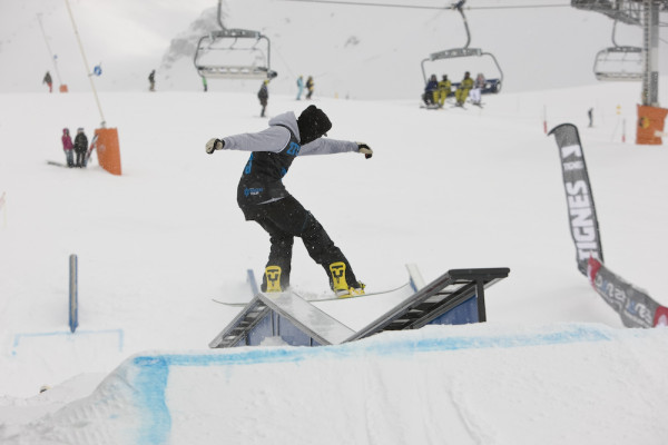 The Brits 2013 - Tignes - Bangers & Cash Stage One by Sam Mellis