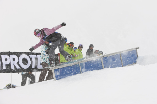 The Brits 2013 - Tignes - Bangers & Cash Finals by Sam Mellish