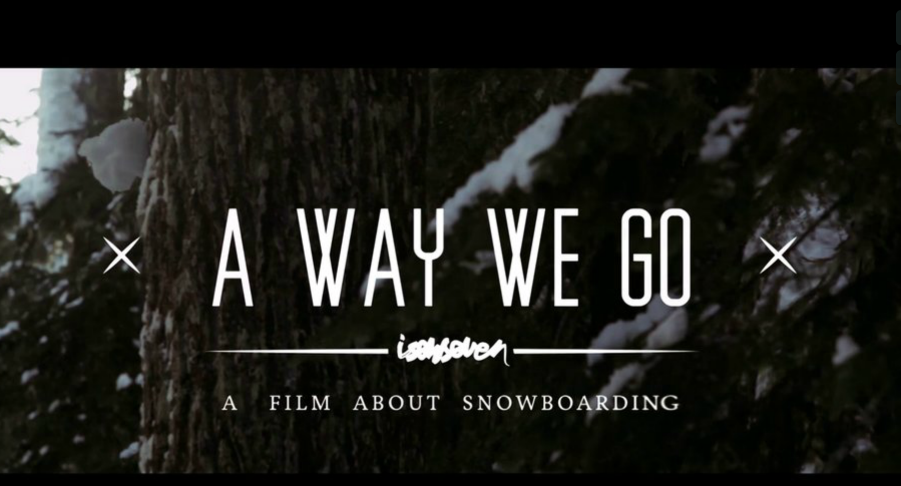 Isenseven 'A Way We Go' teaser…