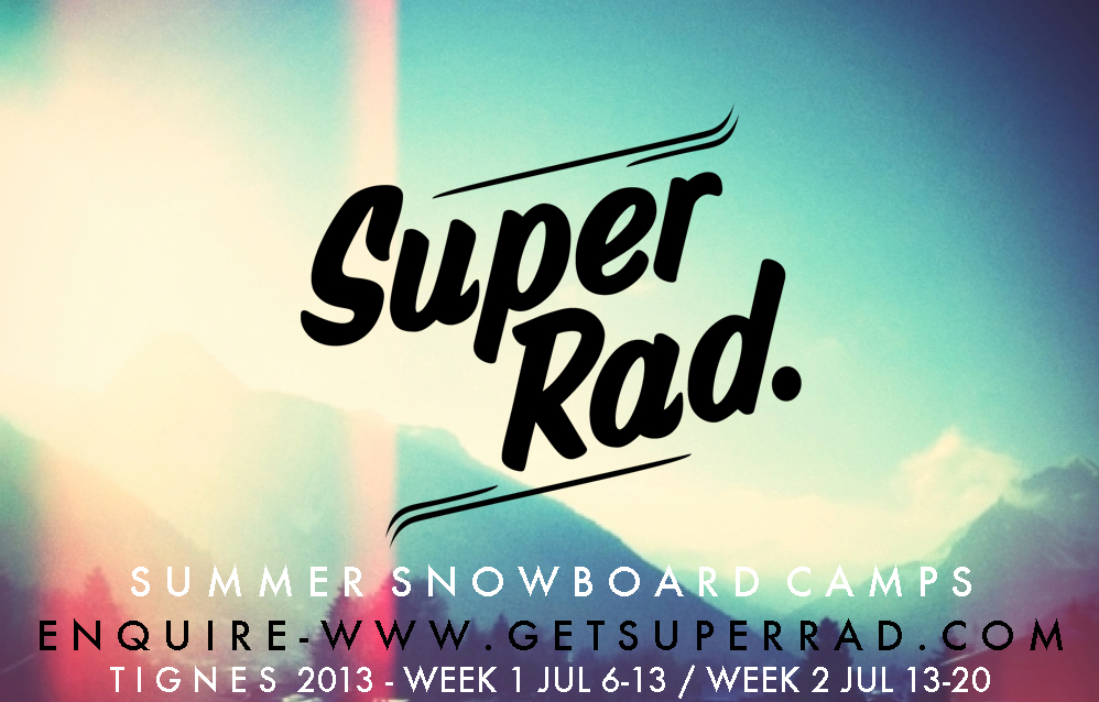 Get Superrad this summer…