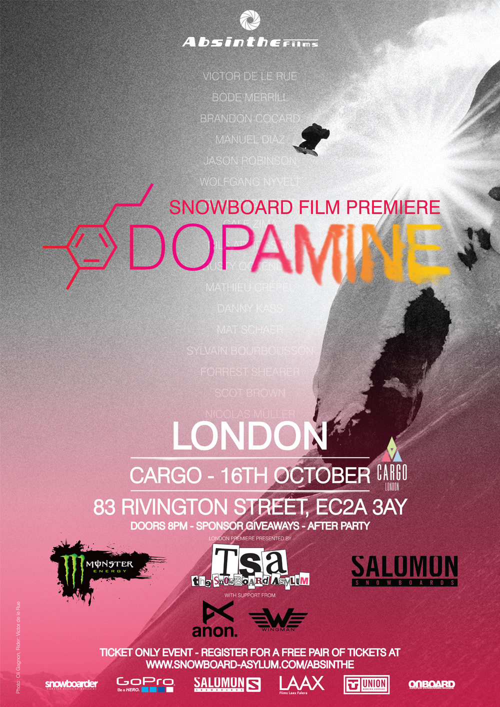 Absinthe Films presents: Dopamine