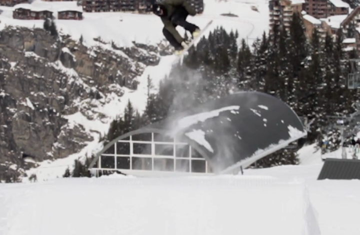 The Grindhouse: Andy Nudds – Avoriaz