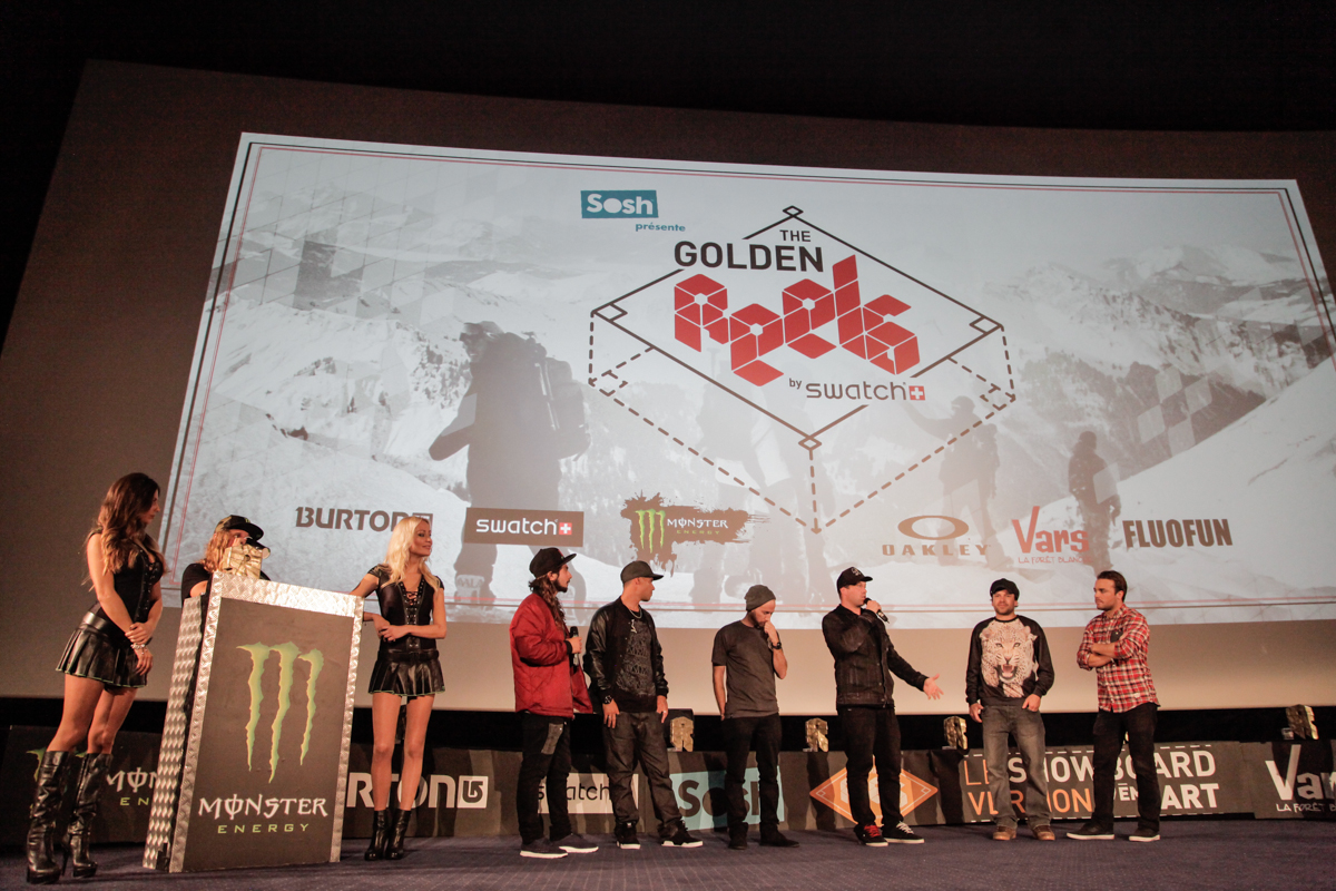 THE REELS Snowboard Film Festival…