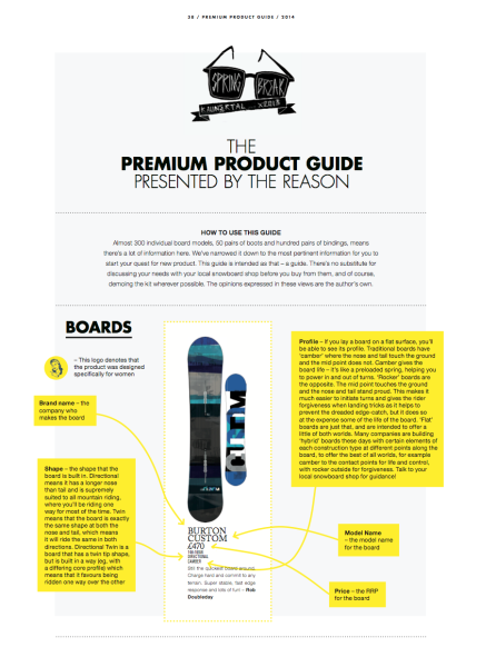 The Buyers Guide 2014