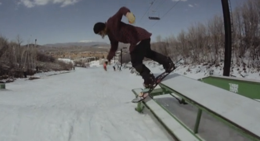 Rome Snowboards -Ozzy Henning