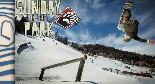 Sunday in the park 2014 episode 1