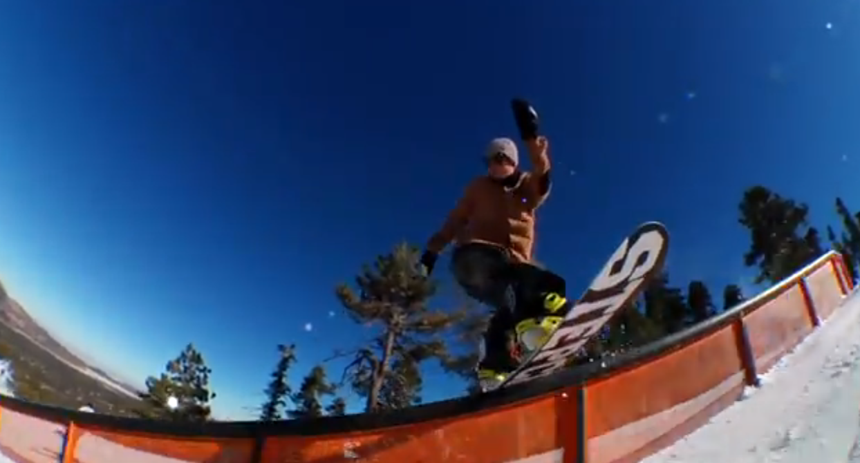 Shred and Destroy – Bear Mtn with Jordan Small