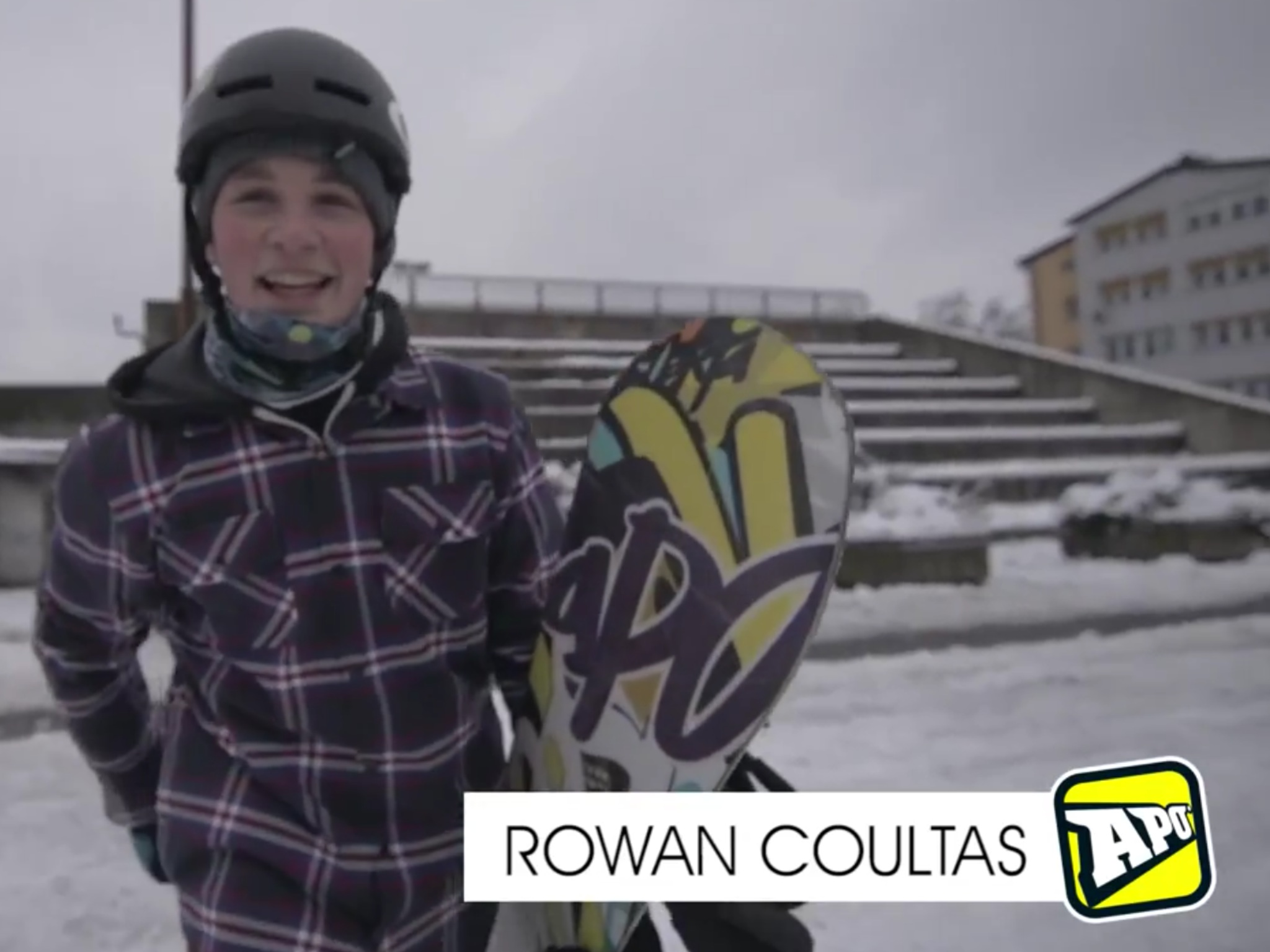 Rowan Killing The Streets