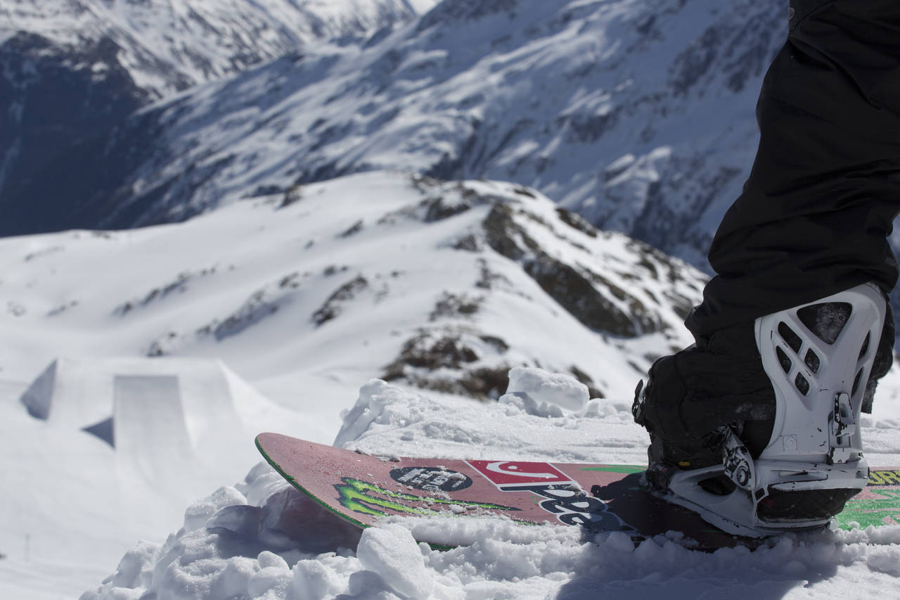Spring Sessions at Sölden