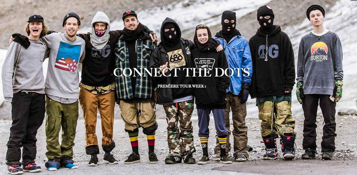 Connect The Dots – Premiere Tour Week 1