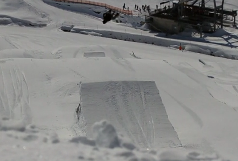 Jamie Trinder full part