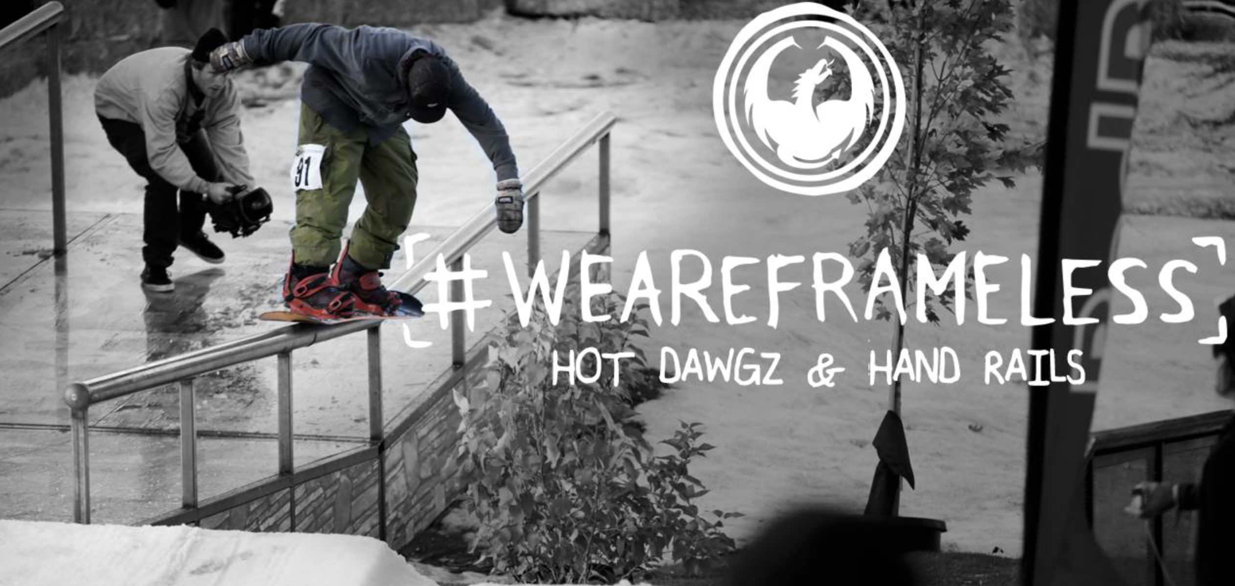 Hot Dawgz and Hand Rails