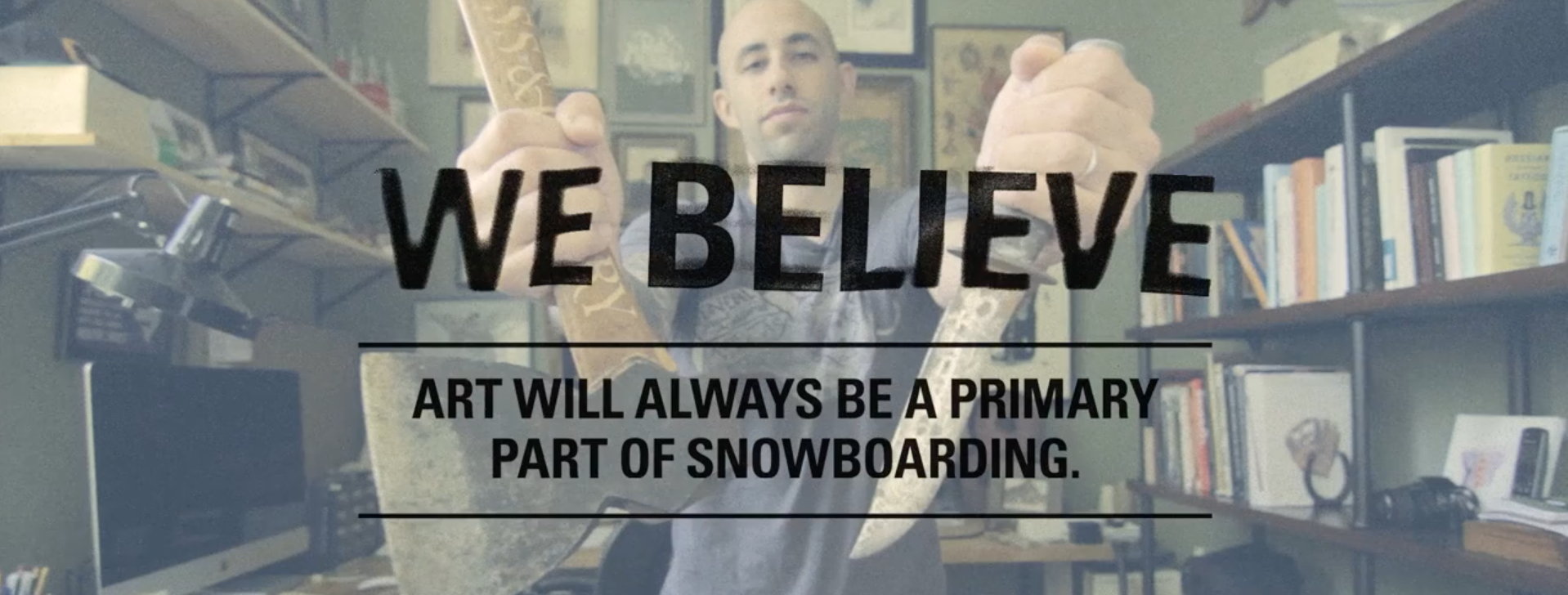 JON CONTINO X ROME SNOWBOARDS – THREE YEARS OF COLLABORATION