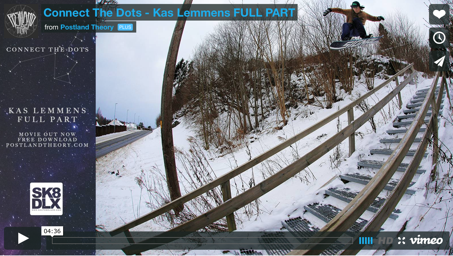 Connect The Dots – Kas Lemmens FULL PART