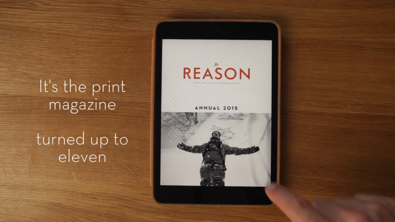 The Reason launches The Reason Digital