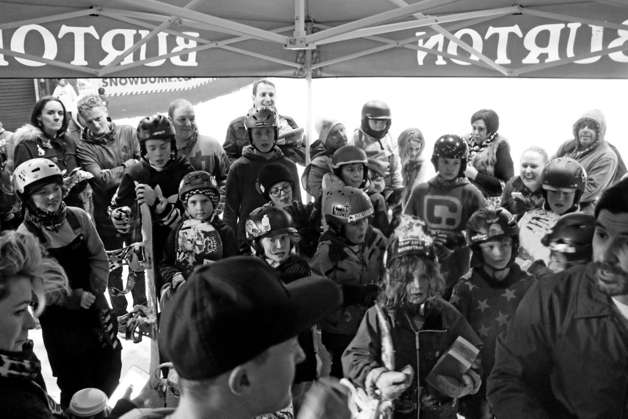 The Burton Grom Gathering