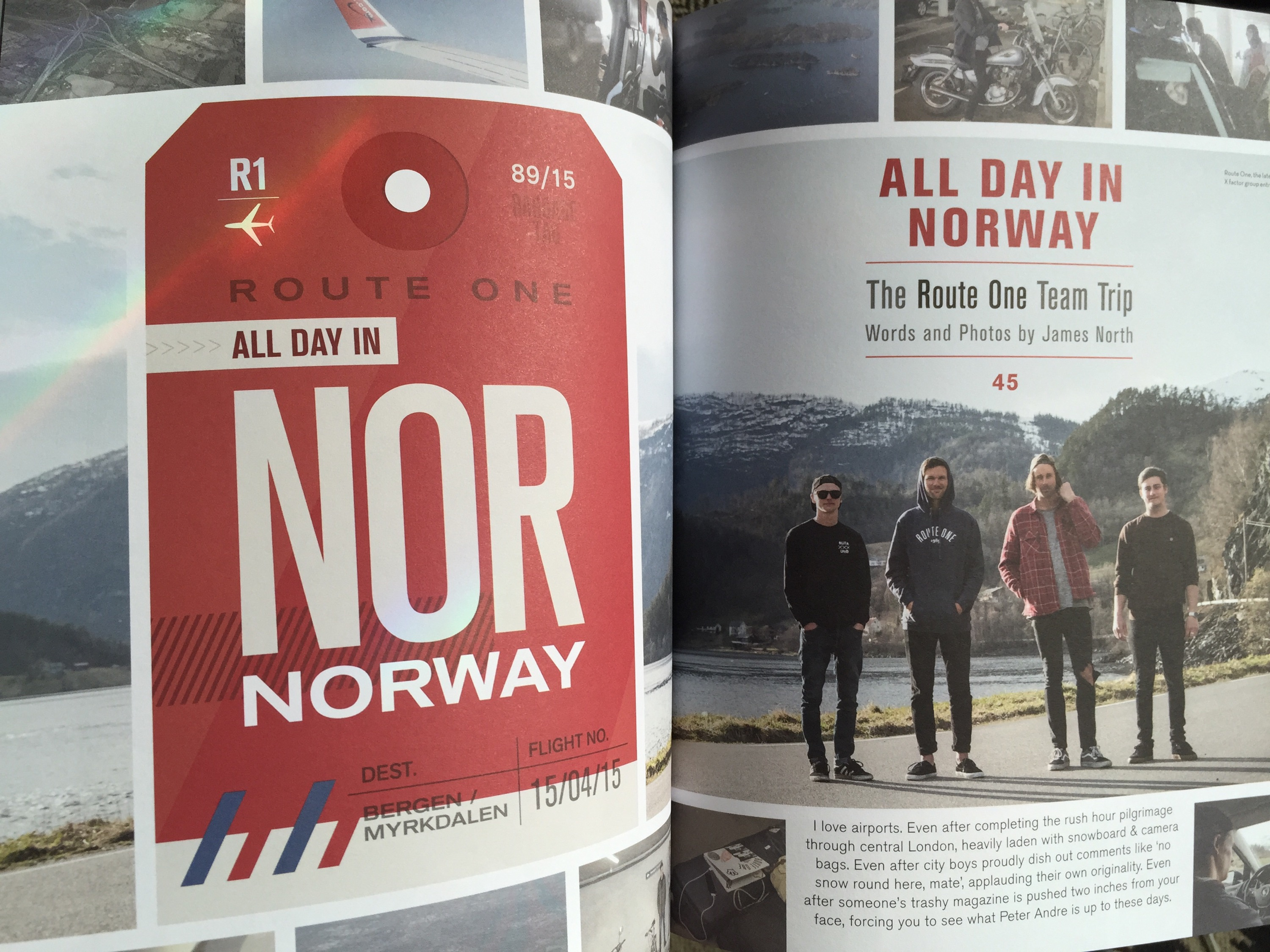 All Day in Norway