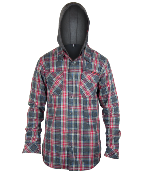 Never Summer Tundra DWR flannel