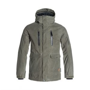 Quiksilver Dark And Stormy Jacket £250