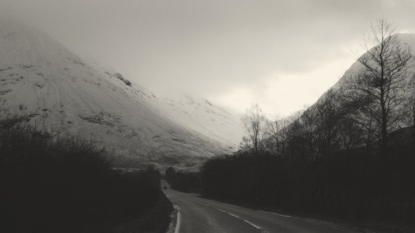 The road to Glencoe part 1
