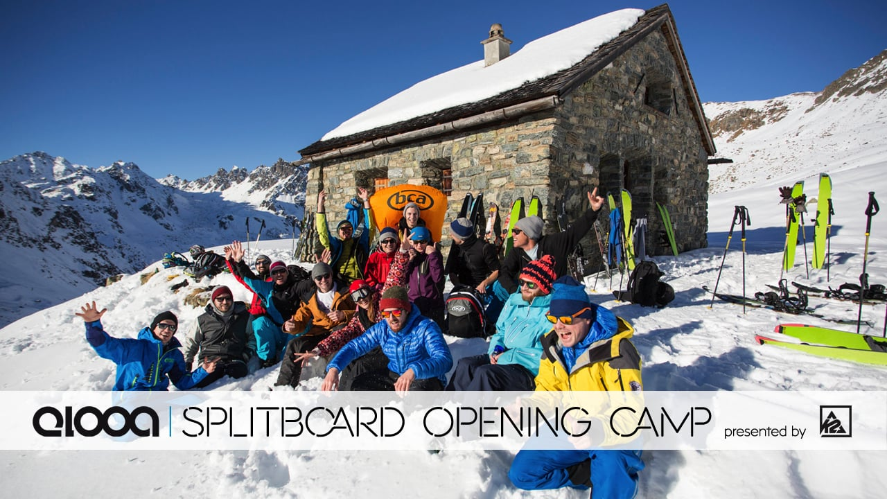 Elooa split board camp