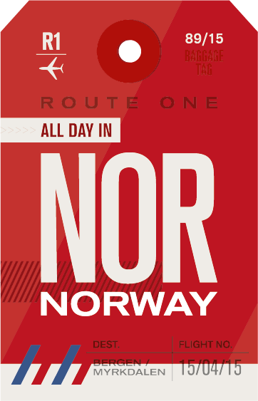 Route One – All Day in Norway