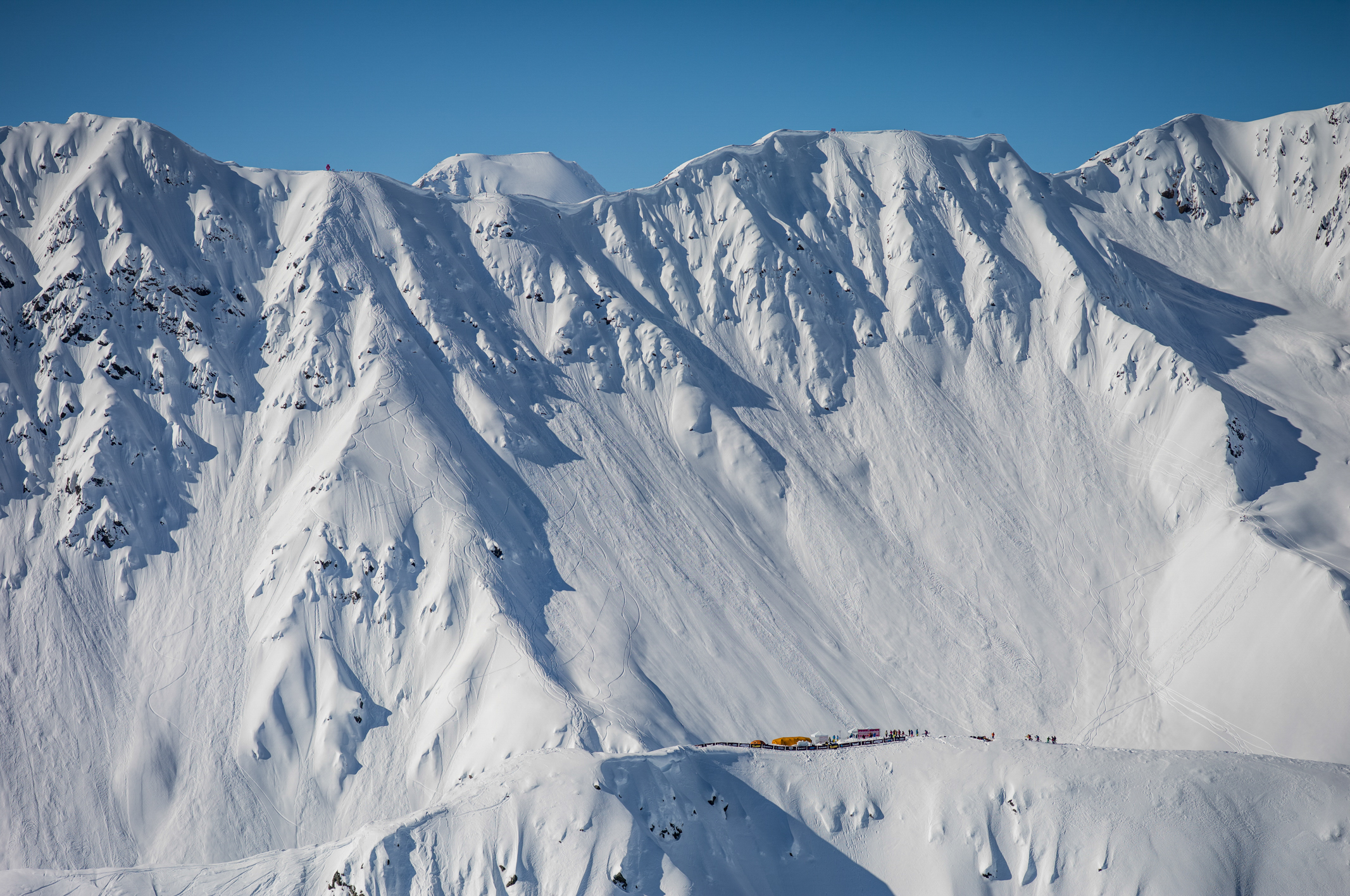 Swatch Freeride World Tour returns to Haines, Alaska