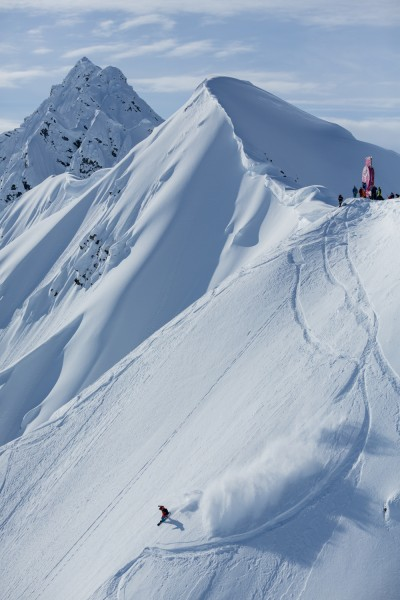 Swatch Freeride World Tour Haines Alaska 2016 - www.freerideworldtour.com