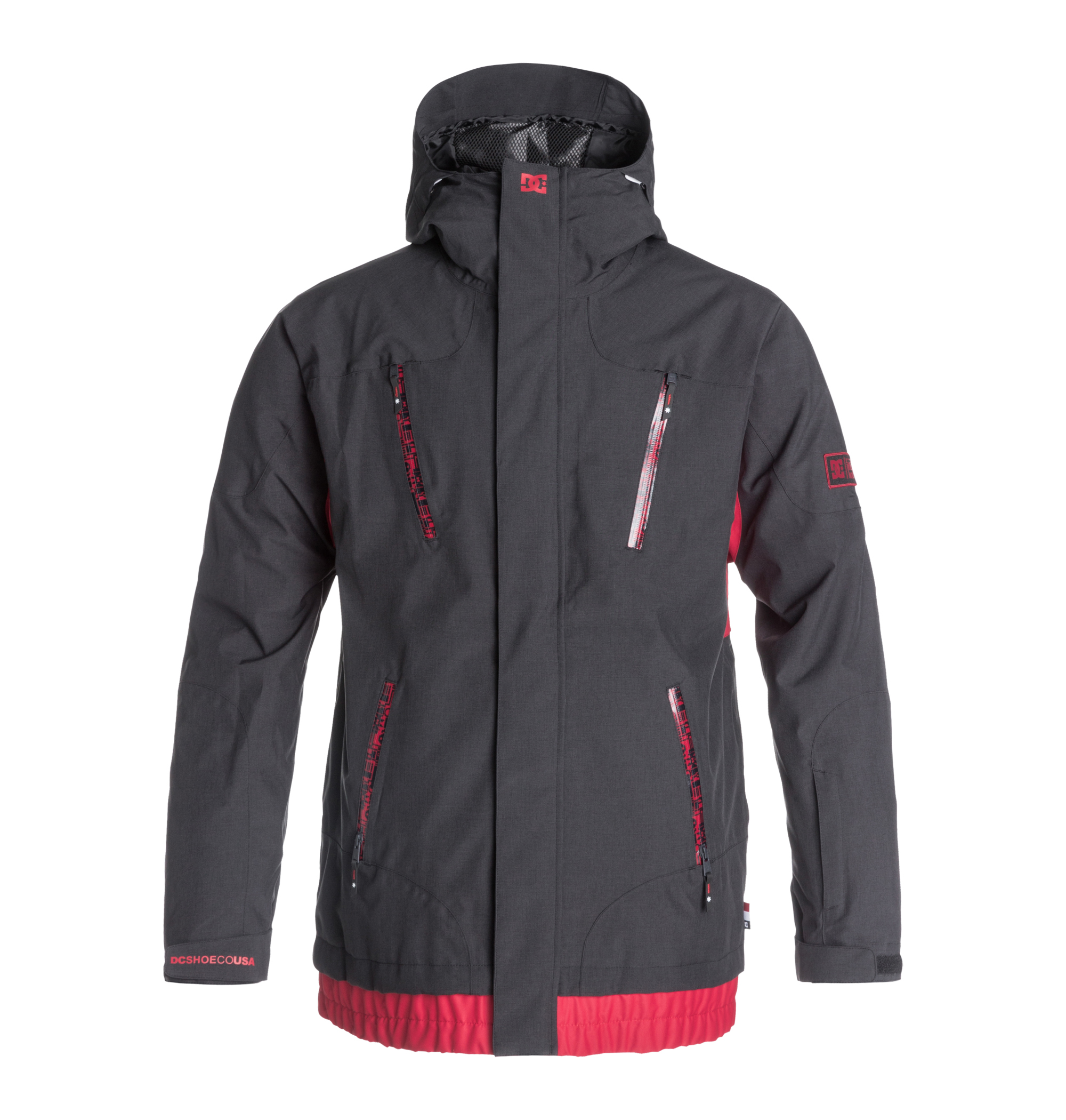 Most Wanted – Win a DC Torstein Corruption jacket!