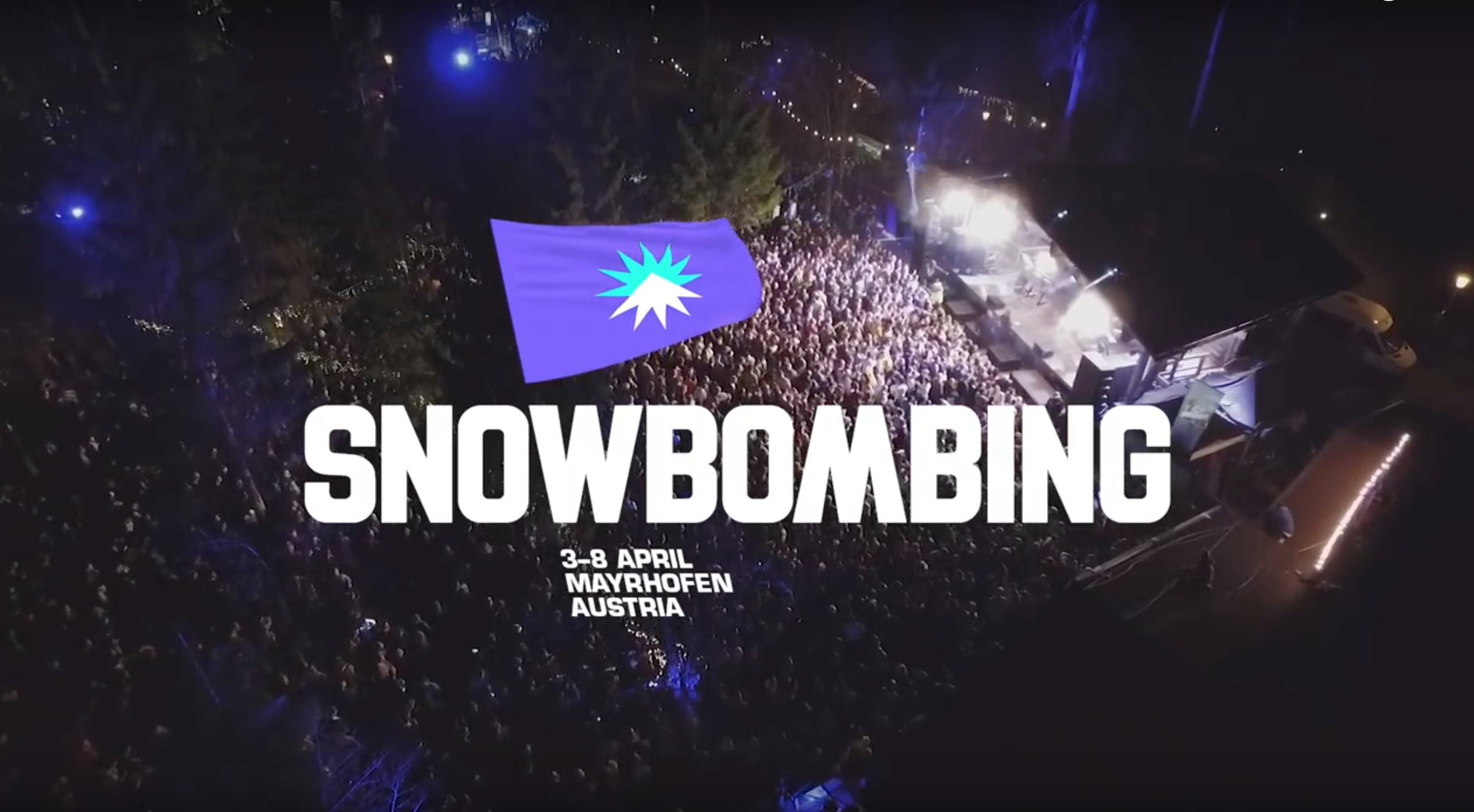 Snowbombing booking is live – from just £249!