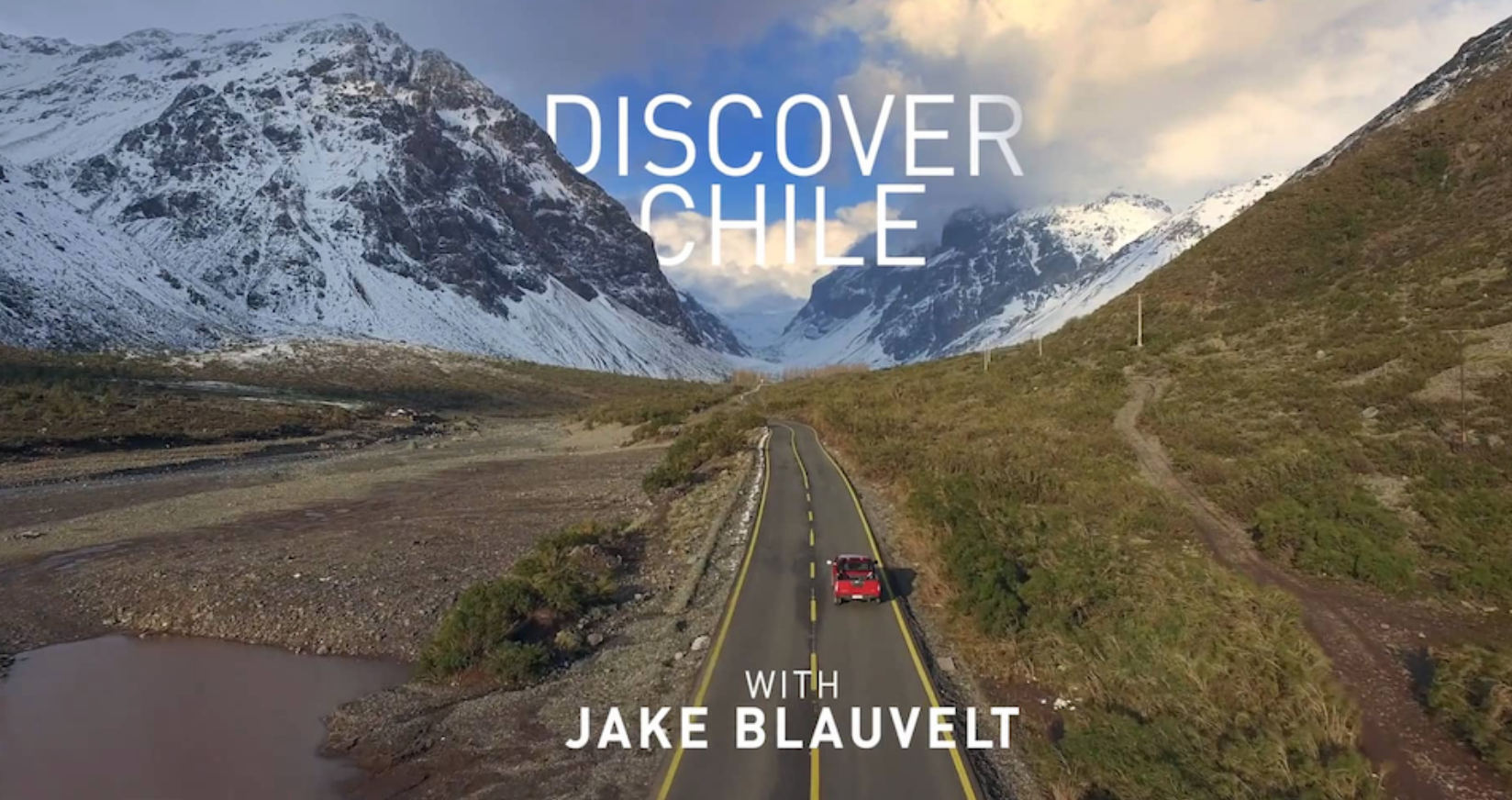 Jake Blauvelt headed south this summer