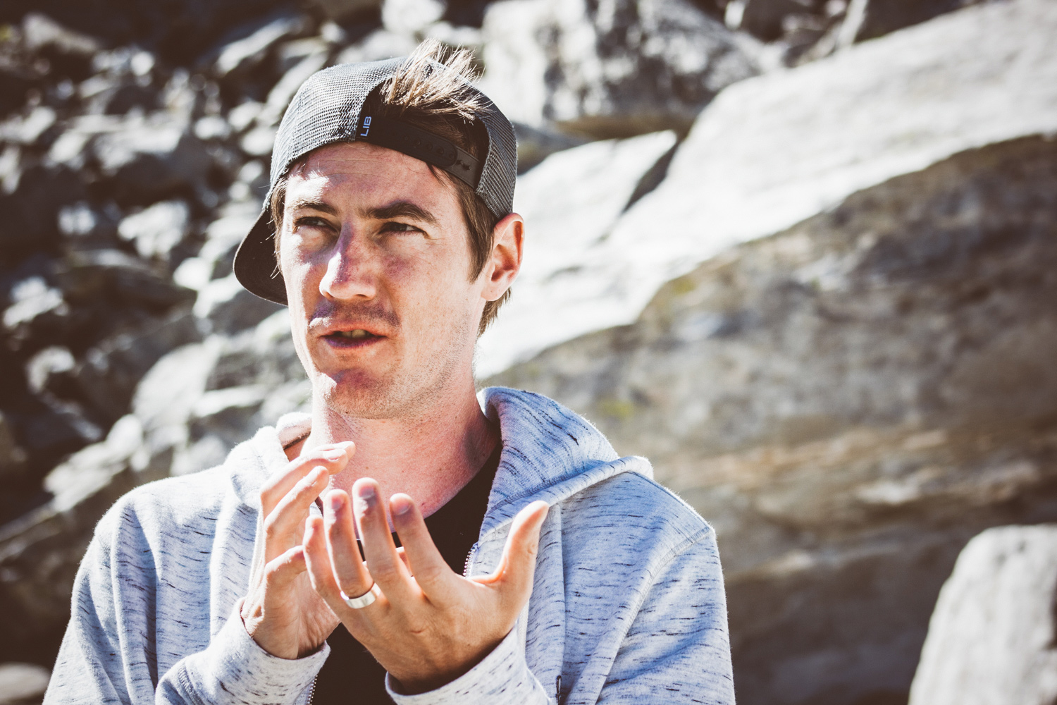 Fredi K signs to Holden Outerwear